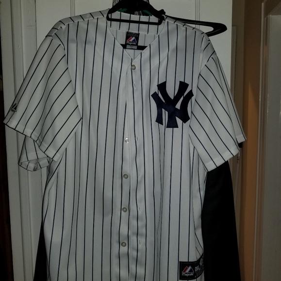 New York Yankees  33 Greg Bird Jersey by majestic d683905facf